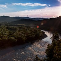 Река Стрий :: Владимир Хижко