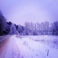 Зима :: Екатерина Миллер