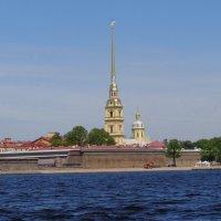 Питер, Петропавловская крепость :: Olga *****