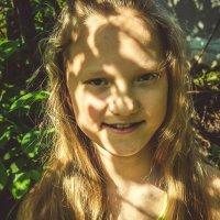 Танюсик,летняя девчёнка... :: Света Кондрашова