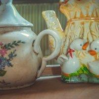 старинная Американская посуда :: Света Кондрашова