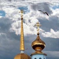 Храм :: Валентин Кузьмин