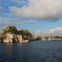 Греция. Корфу.Керкира.(Столица острова).Старая крепость :: юрий макаров