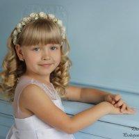 Маленькая красавица Настенька :: Вероника Прокопенко