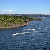Лето на Осло-фьорде :: Ольга