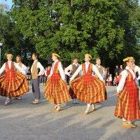 Народные танцы :: Mariya laimite