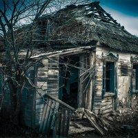 Забытый хуторъ :: АЛЕКСЕЙ ФОТО МАСТЕРСКАЯ