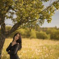 Летний портрет Жени :: Женя Рыжов