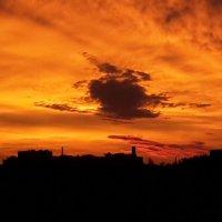 Огненный рассвет :: Катура Мацумото