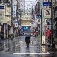 японские улочки :: Slava Hamamoto