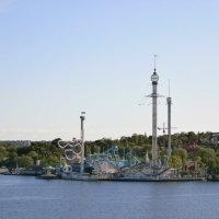 Стокгольмское утро.... :: Алёна Савина