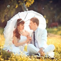 Свадьба летом :: Наталья Муругова