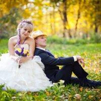 Свадьба осенью :: Наталья Муругова