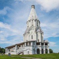 Церковь Воскресения Господня в Коломенском . :: Маry ...