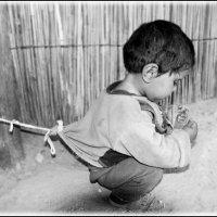 Детство :: Ольга Ляшенко