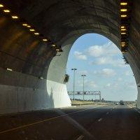 выход из тоннеля :: Адик Гольдфарб