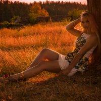 Закатное настроение :: Olesya Glaros