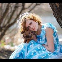 Портрет с рыжиком :: Ludmila Zinovina