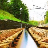 Светлогорск - железная дорога :: Карина Родионовская