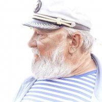 Мудрый капитан. :: Алла ************