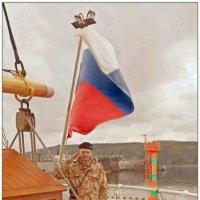 """У кормового флага """"Крузенштерна""""... :: Кай-8 (Ярослав) Забелин"""
