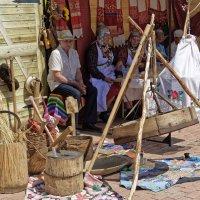 Древние инструменты хлебороба :: Валерий Шибаев