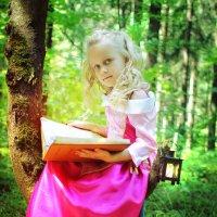 Спящая красавица(Аврора) :: Алина Ширяева
