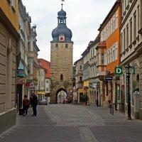 Ко́бург — город на реке Иц (приток Майна) в центральной части Германии. :: Galina Dzubina