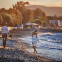Греческая свадьба :: Александра Семочкина