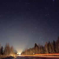 По пути домой :: Дмитрий Мигунов