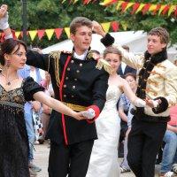 Танцуем молодежь 3 :: Юрий Морозов