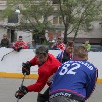 Летний хоккей :: Ирина Фирсова