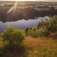 Утро на Дону :: Юрий Клишин