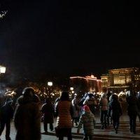 куда ведут дороги морозной ночью :: Олег Лукьянов