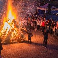 Сжигание нечисти :: Леонид Соболев
