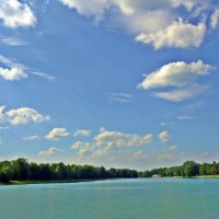 Голубое небо :: Galina Dzubina