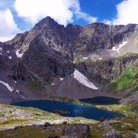 Озеро Безмолвия :: Валерий Живило