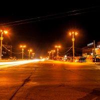 Ночной город :: Дмитрий Грабинский