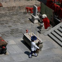 Даосский монастырь :: Лара Лаби