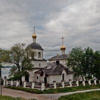 Остров-град Свияжск. Храм. :: Владимир Новиков