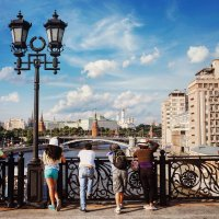 вид с моста :: Владимир Гулевич