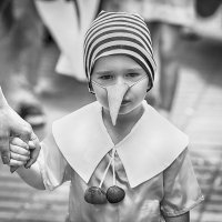 Настоящий Буратинка :: Алексадр Мякшин