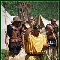 Клятва войнов Боспорского царства :: Михаил Малец