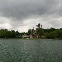 Вот тучки дождиком прольются... :: Николай Дони