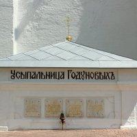 В Свято-Троицкой Сергиевой Лавре :: Наталья Маркелова