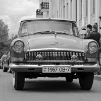 Газ 1967г. :: Инна Малявина