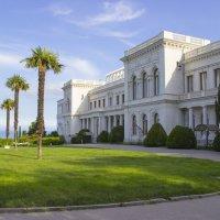 Ливадийский дворец - место отдыха Царской семьи Николая II :: Анна Борисова