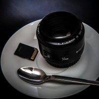 чашка кофе :: Евгений Рифиниус