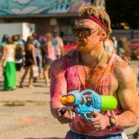 Фестиваль красок :: Damien Dutch