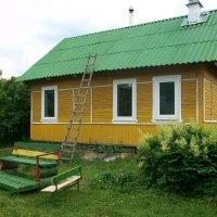 Мой дом в деревне :: Виктор Елисеев